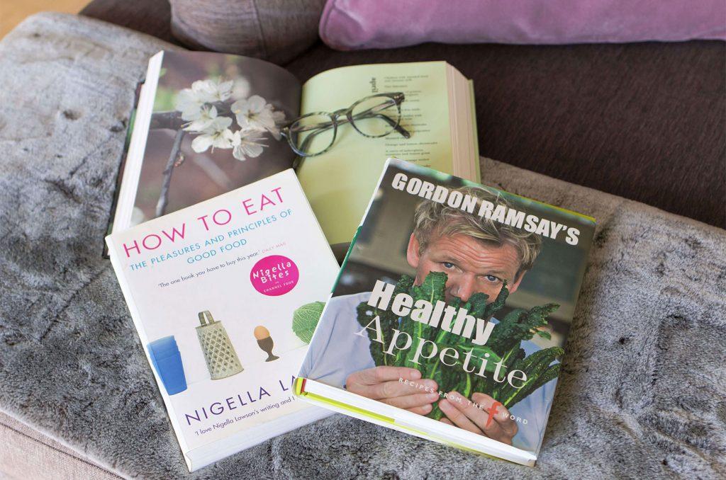 Os 3 melhores livros de Cozinha para ler ao deitar