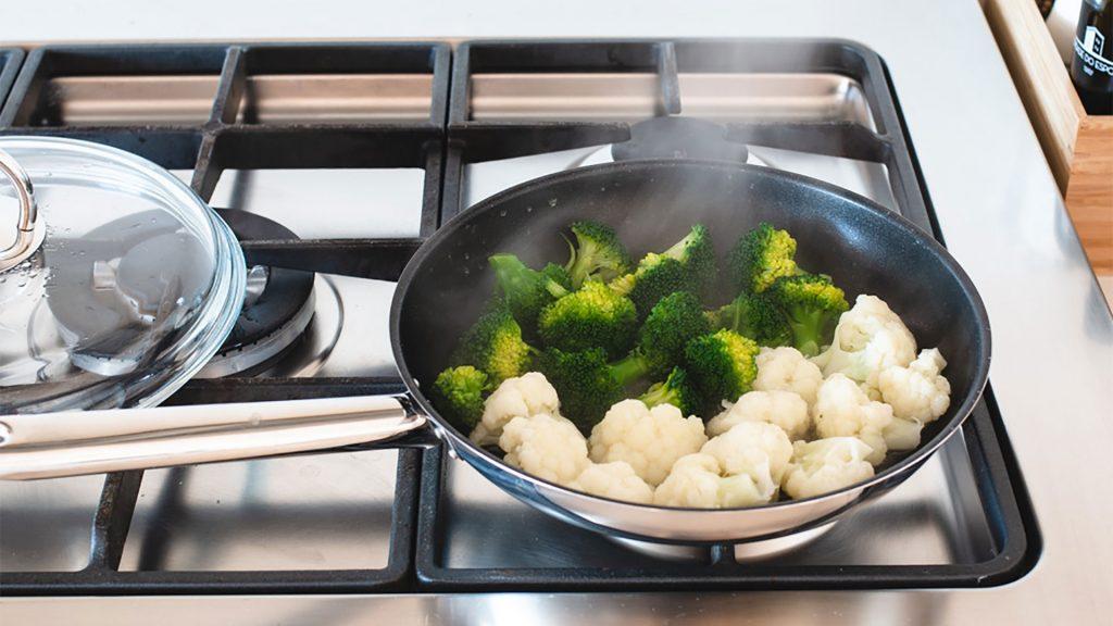 Cozinhar no Vapor